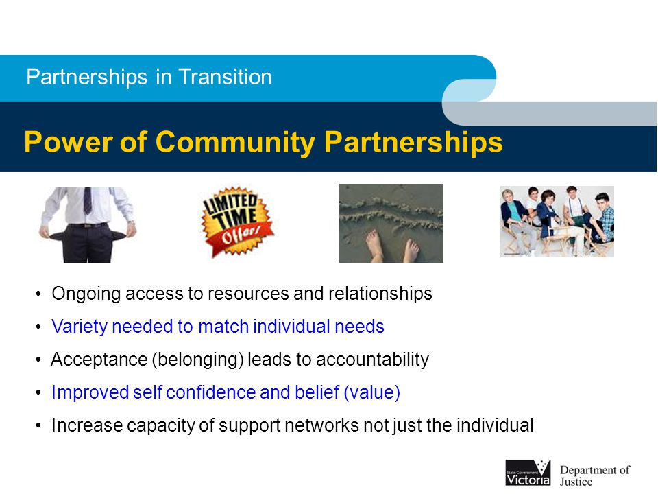 Power of Community Partnerships