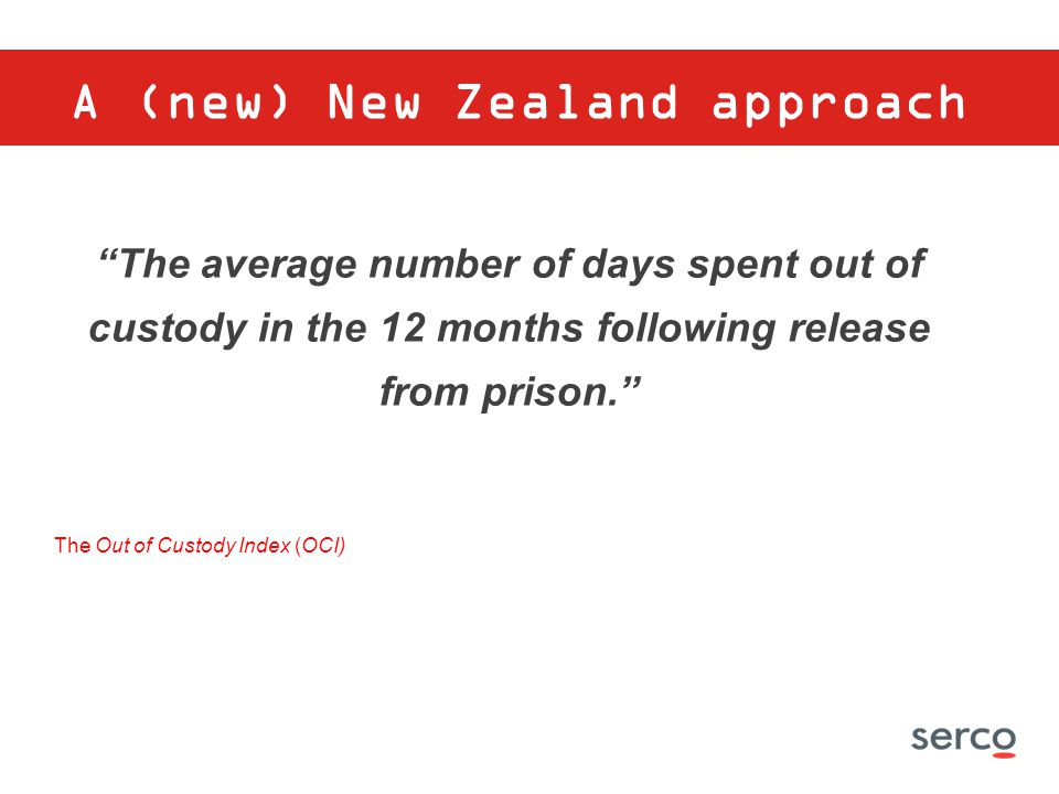 A (new) New Zealand approach