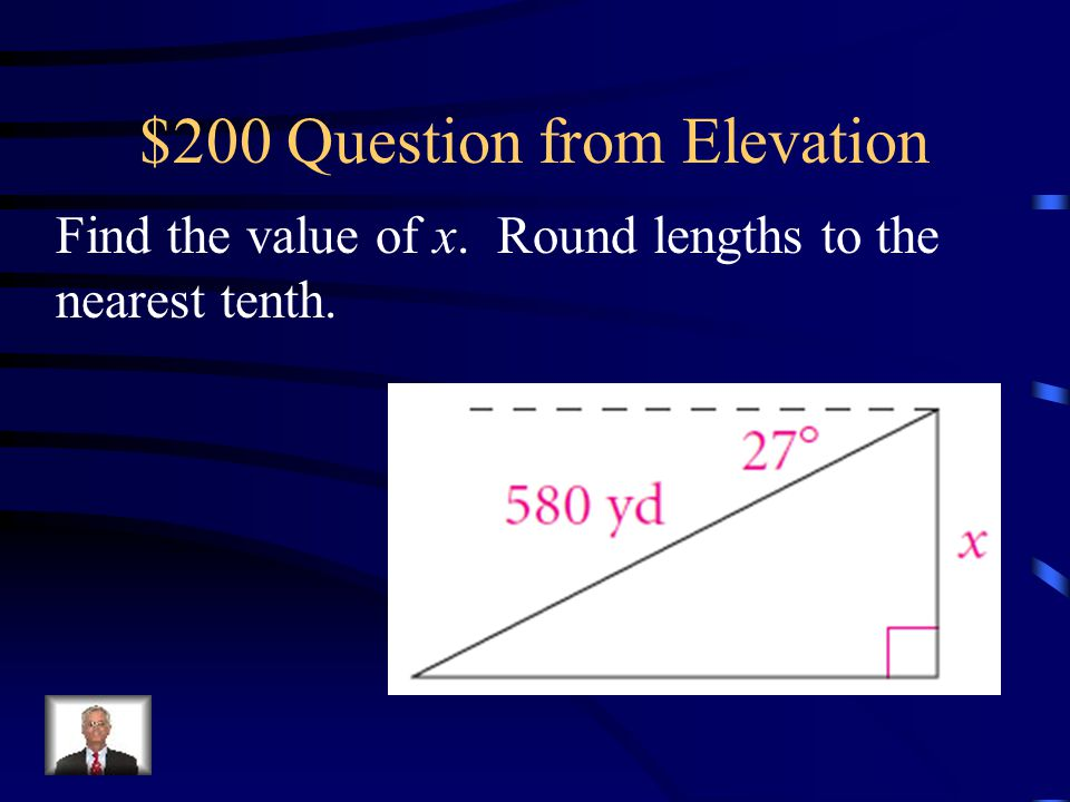 $200 Question from Elevation