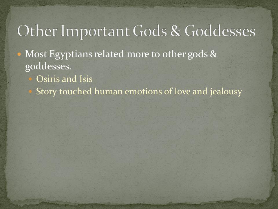 Other Important Gods & Goddesses