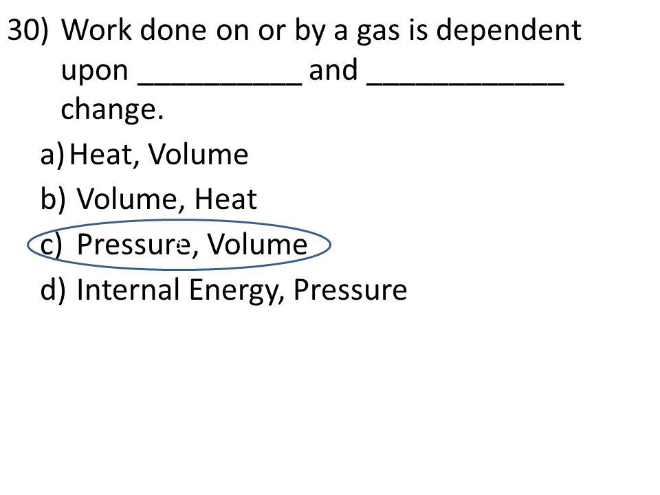 Internal Energy, Pressure