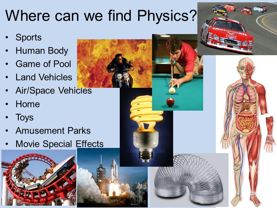 Where can we find Physics
