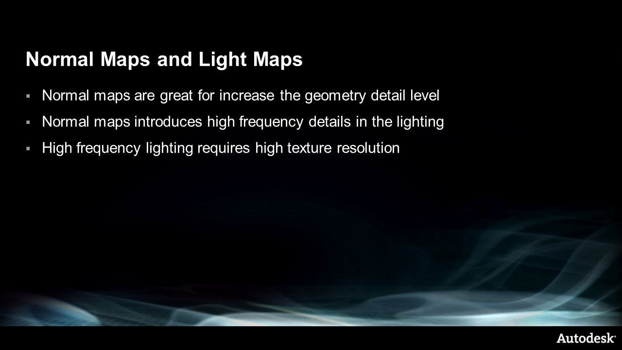 Normal Maps and Light Maps