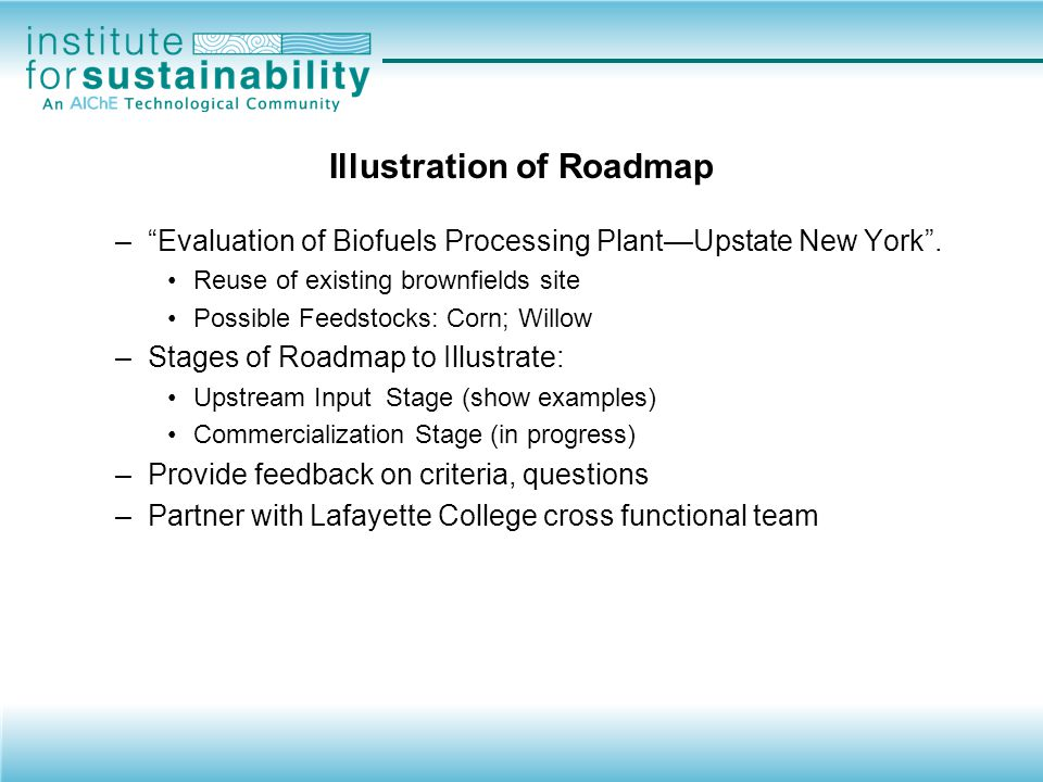 Illustration of Roadmap