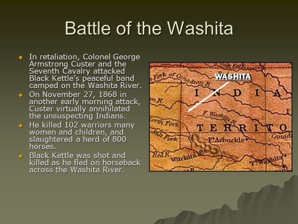 Battle of the Washita