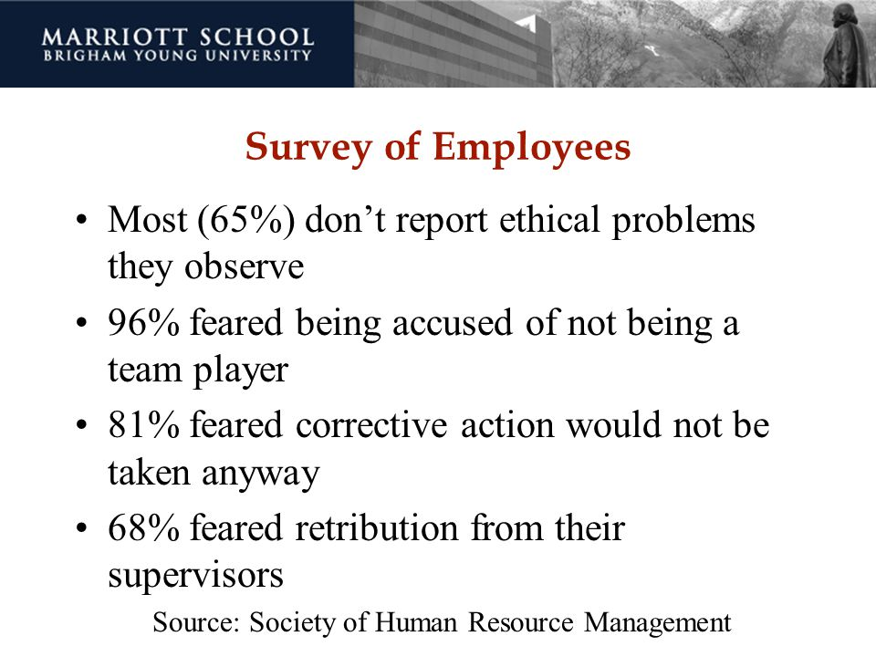 Source: Society of Human Resource Management