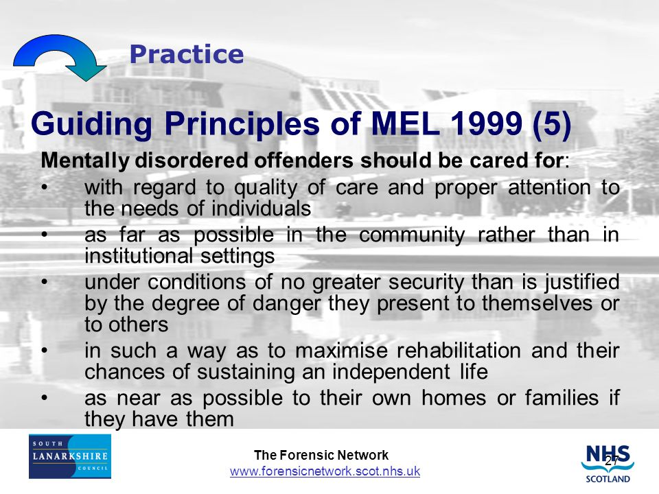 Guiding Principles of MEL 1999 (5)