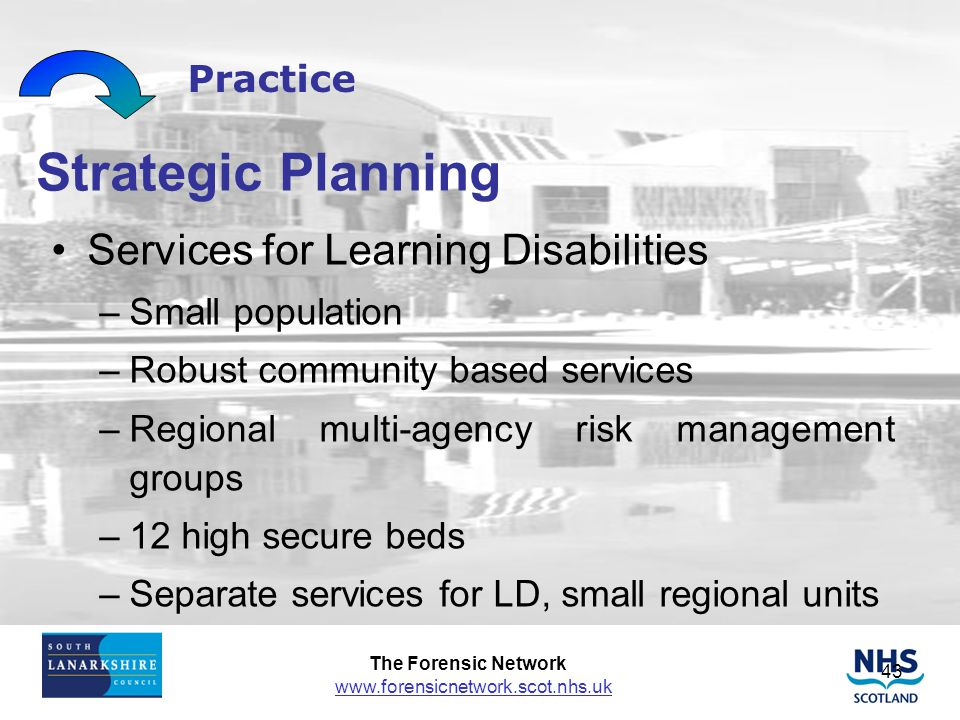Strategic Planning Services for Learning Disabilities Practice