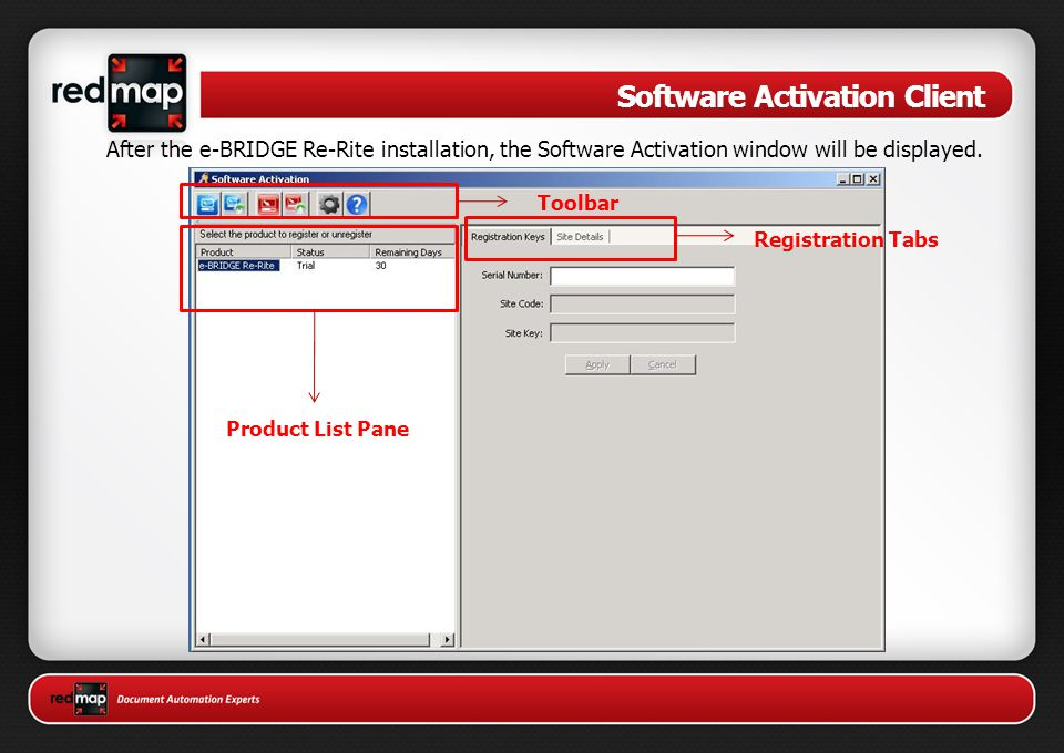 Software Activation Client