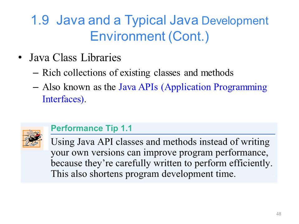 1.9 Java and a Typical Java Development Environment (Cont.)