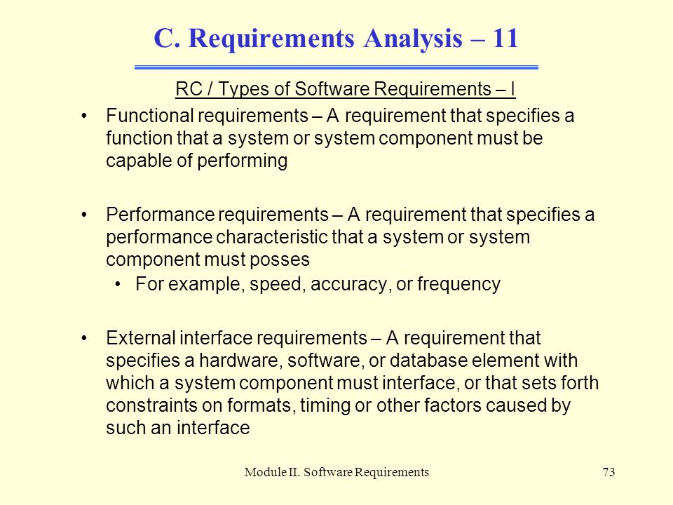 Requirements Analysis  Wikipedia