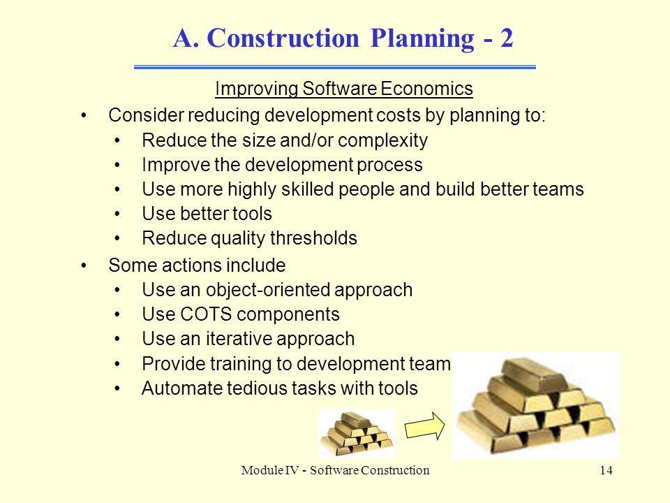 A. Construction Planning - 2