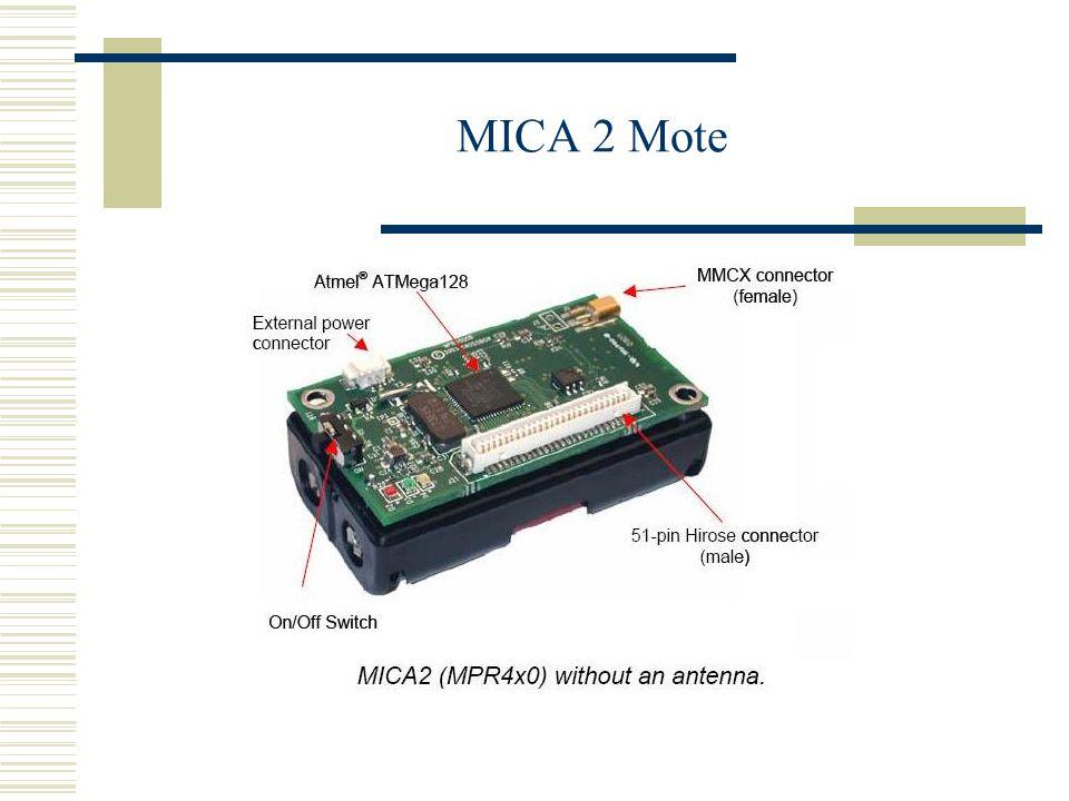 MICA 2 Mote