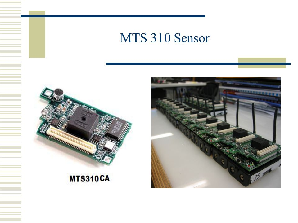 MTS 310 Sensor
