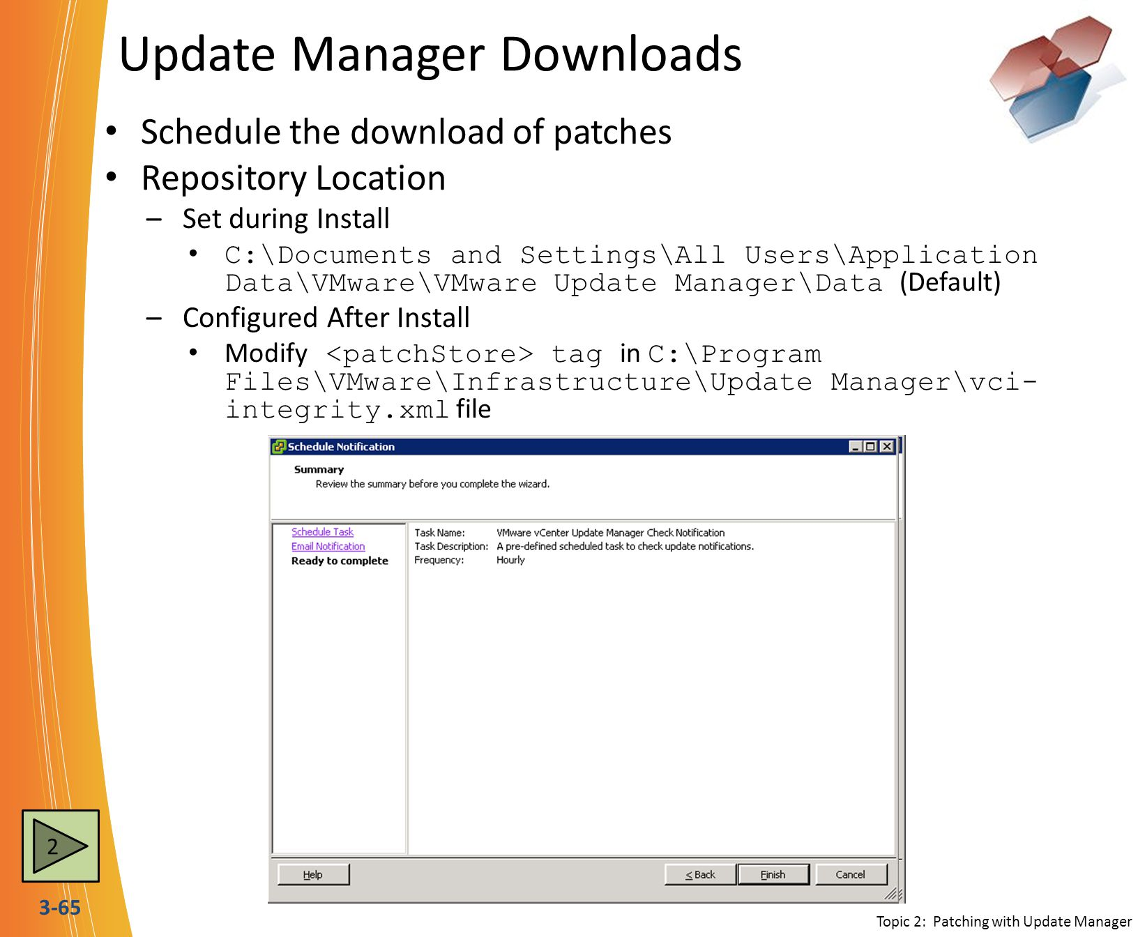 Update Manager Downloads