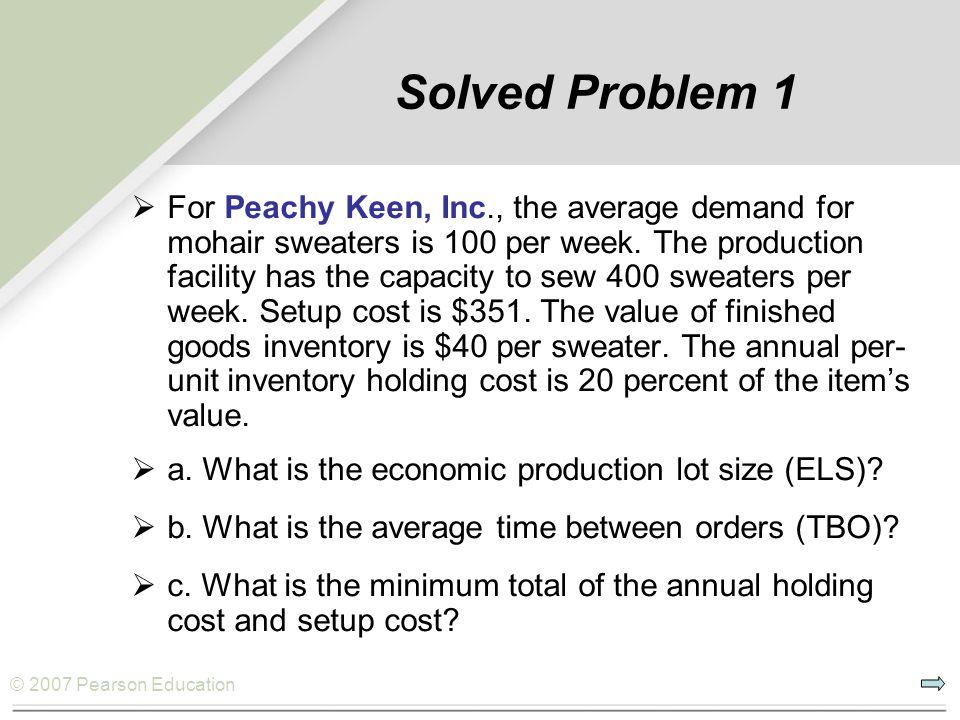 Solved Problem 1