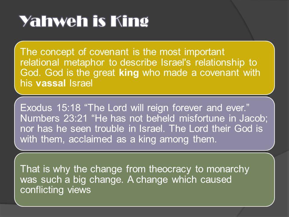 Yahweh is King