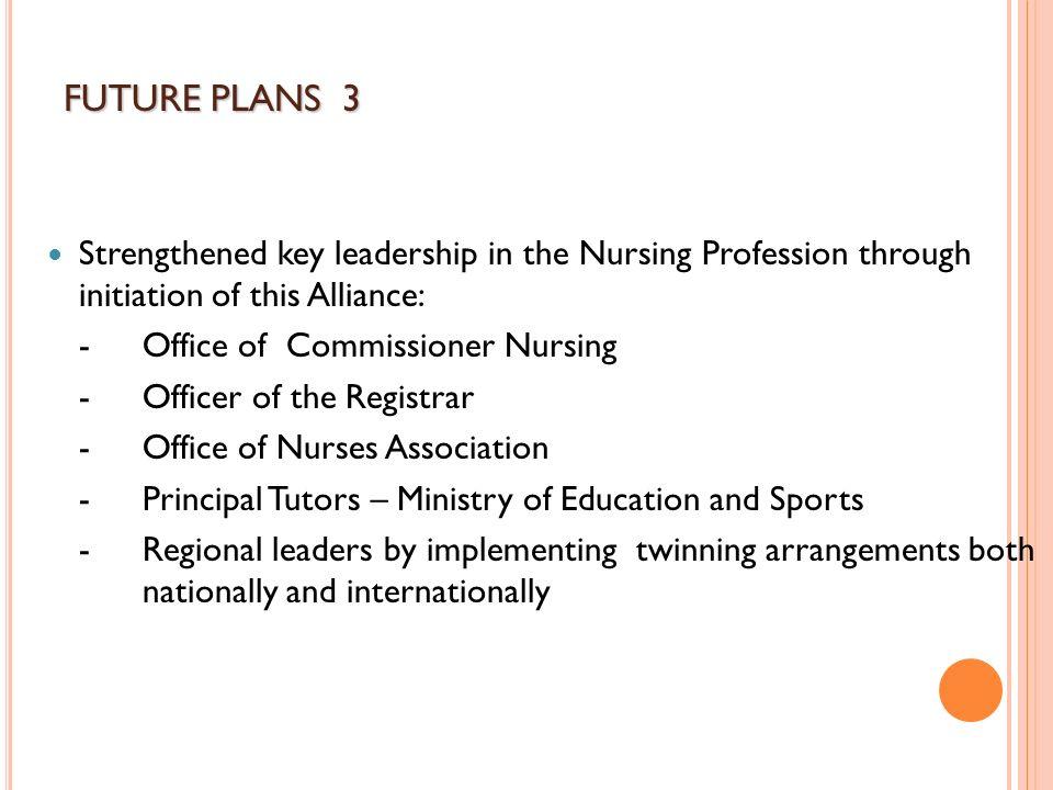 - Office of Commissioner Nursing - Officer of the Registrar