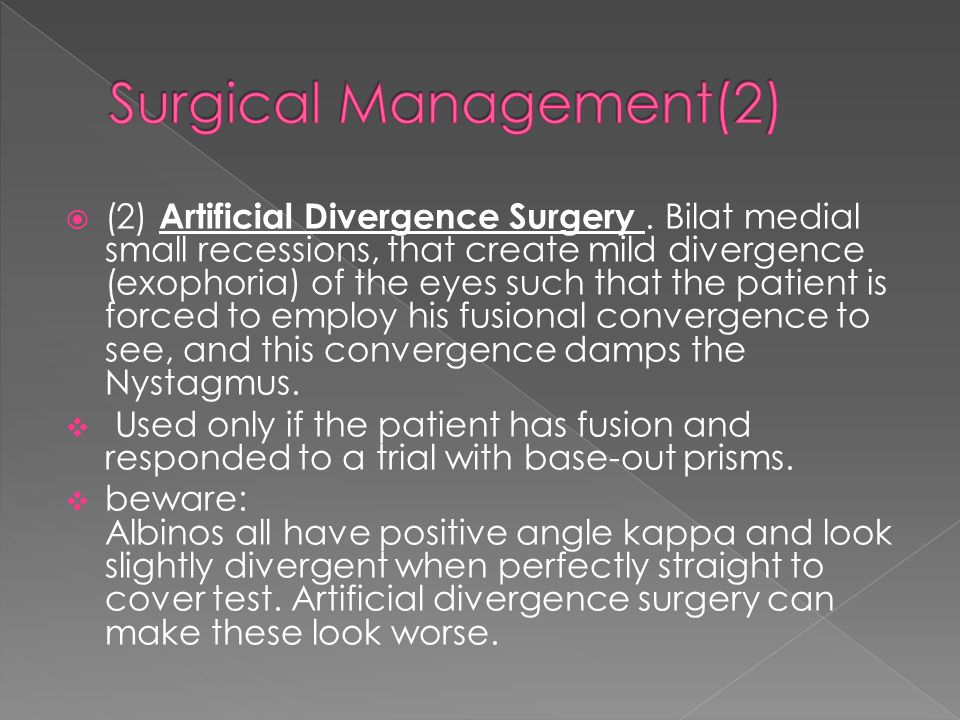 Surgical Management(2)