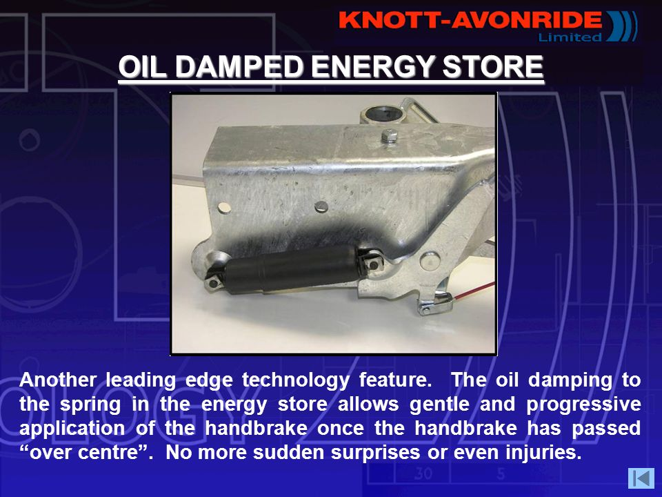 OIL DAMPED ENERGY STORE