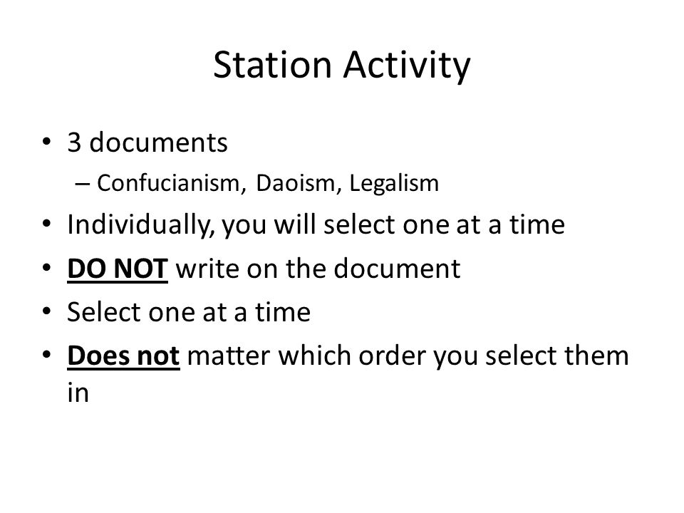 Station Activity 3 documents