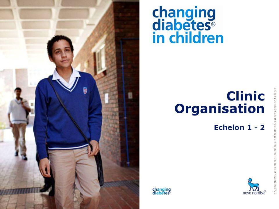 Clinic Organisation Echelon 1 - 2
