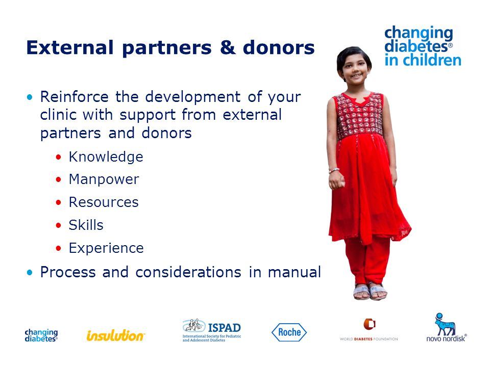 External partners & donors