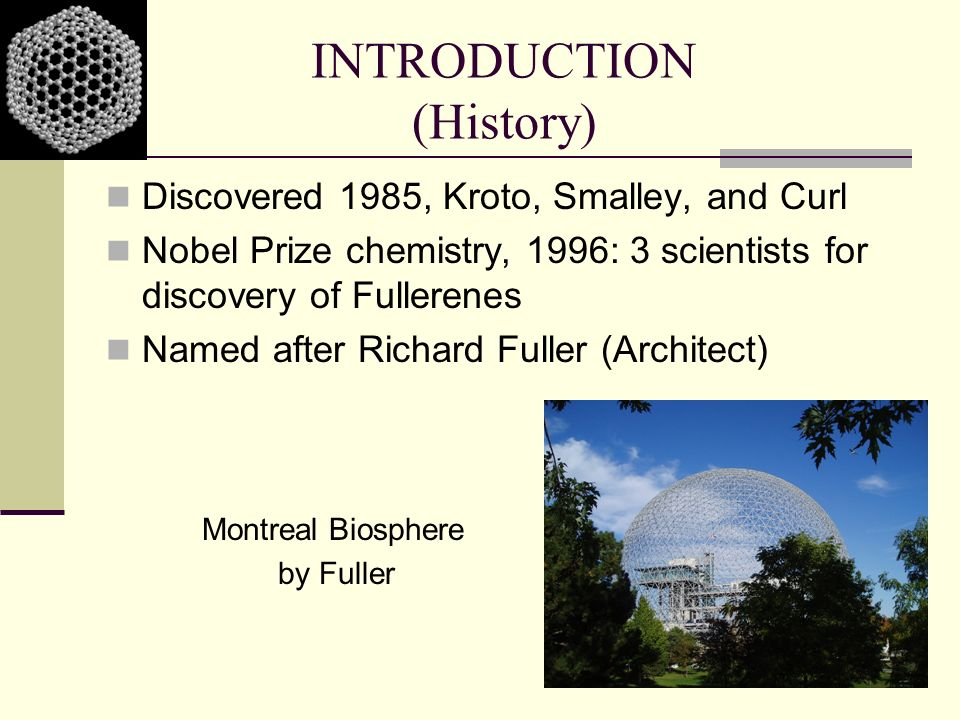INTRODUCTION (History)