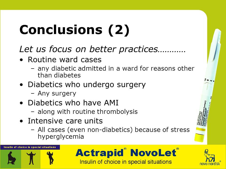 Conclusions (2) Let us focus on better practices…………