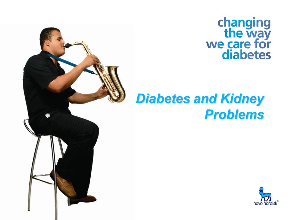 Diabetes and Kidney Problems