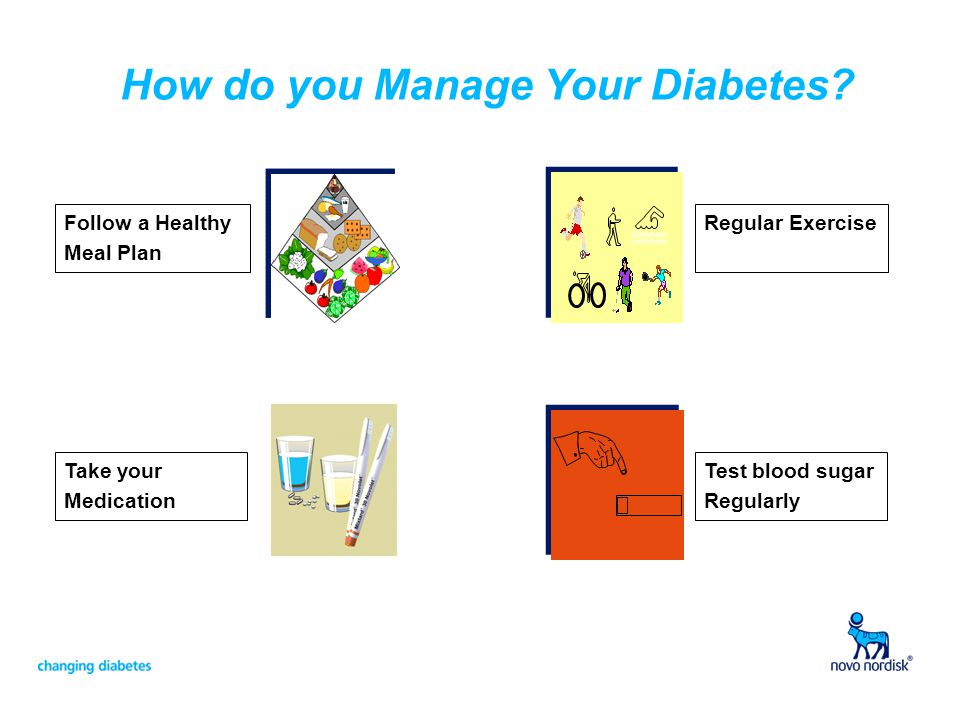 How do you Manage Your Diabetes