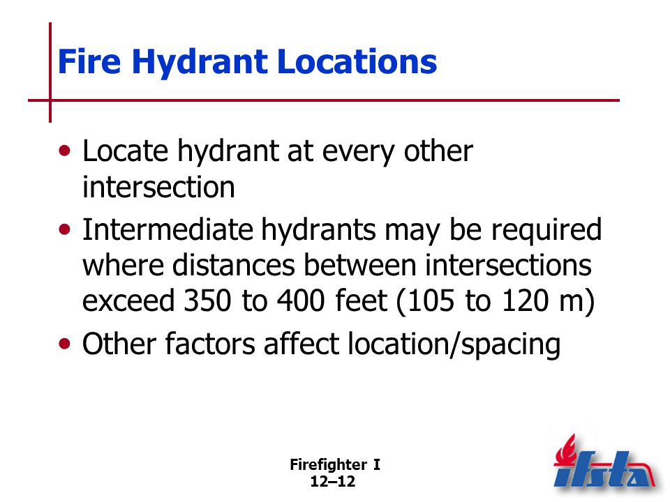 Hydrant Testing and Inspections