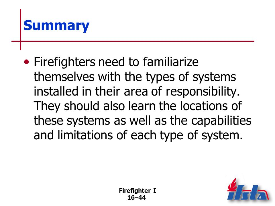 Review Questions 1. What are the functions of fire detection, alarm, and suppression systems