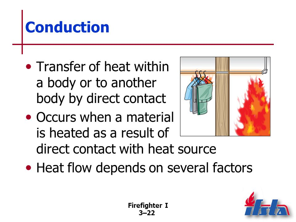 Convection Transfer of heat energy from fluid to solid surface