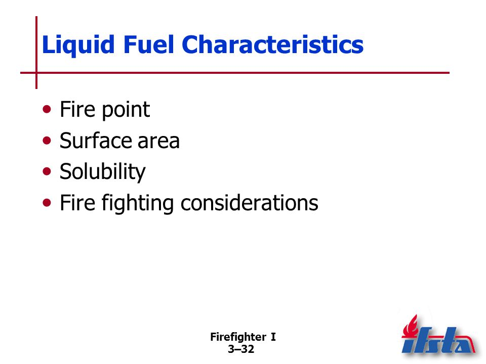 Solid Fuel Definite size and shape