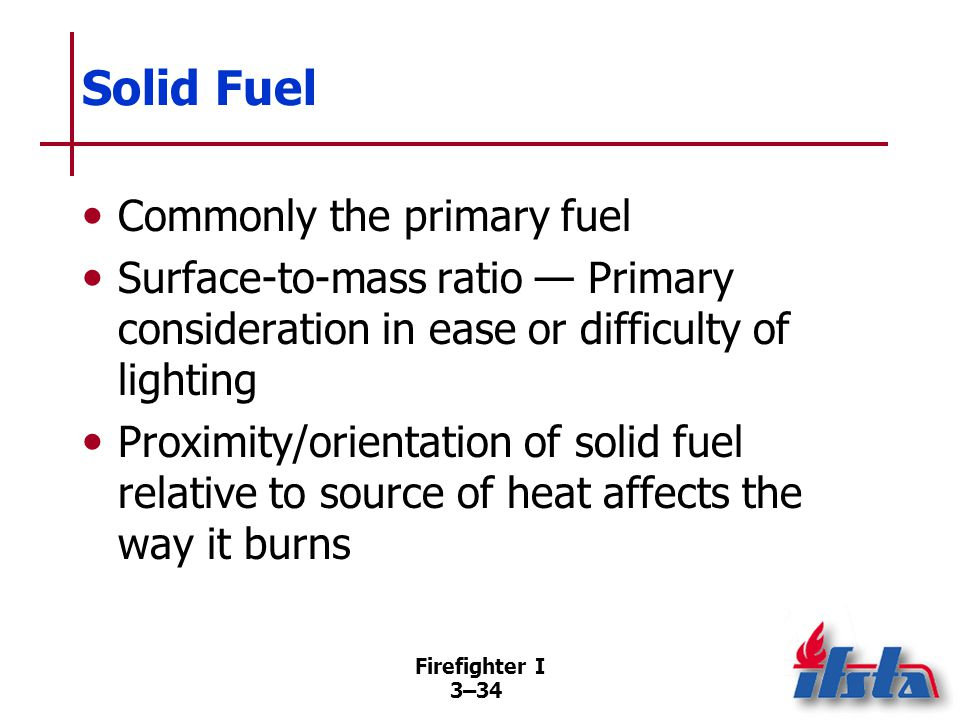 Heat of Combustion/ Heat Release Rate