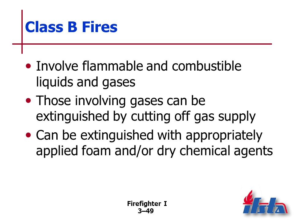 Class C Fires Involve energized electrical equipment