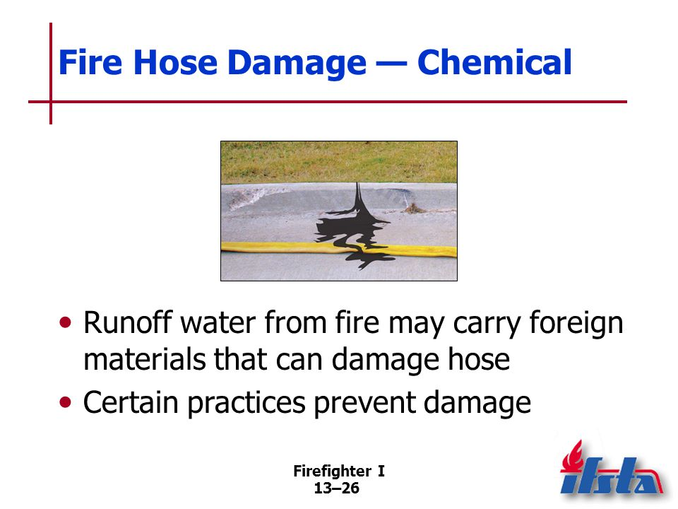 Washing Hose Method depends on type of hose