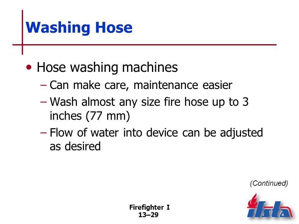 Washing Hose Hose washing machines