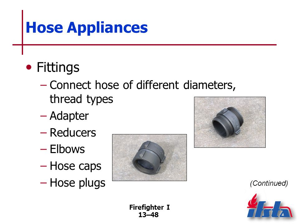 Hose Appliances Intake strainers