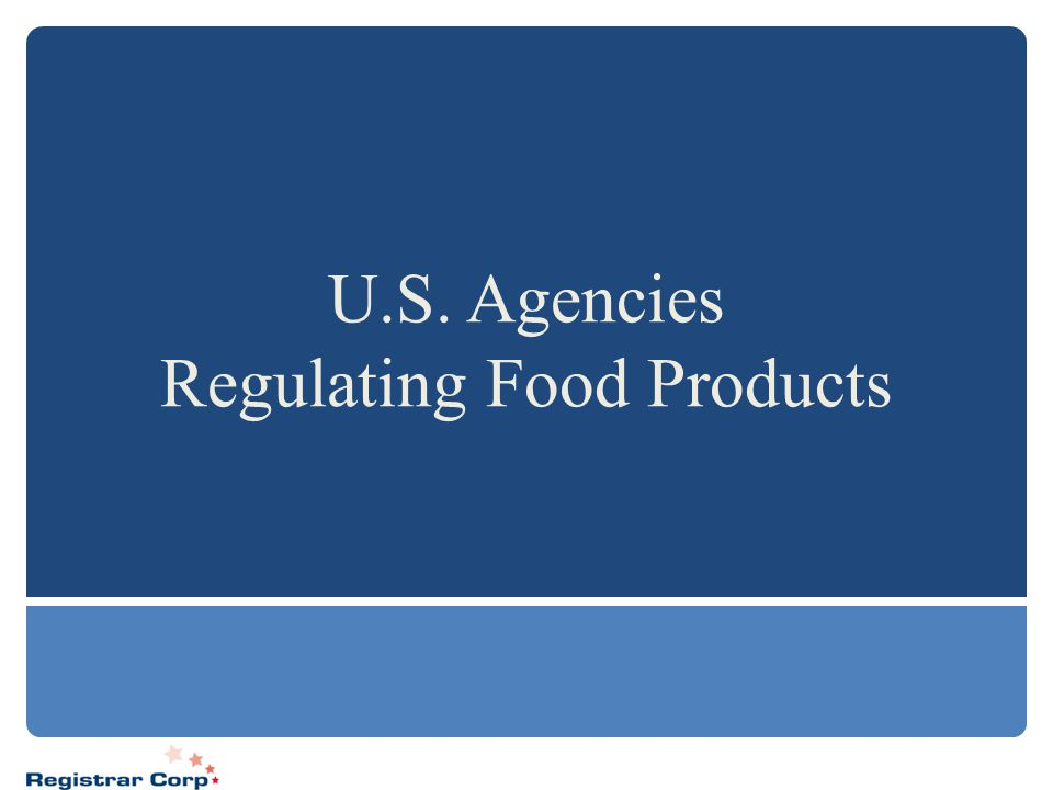 Is the u s food supply safe