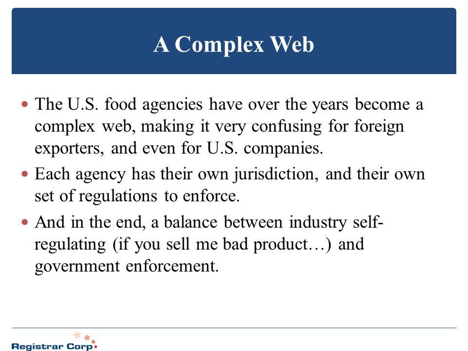 A Complex Web