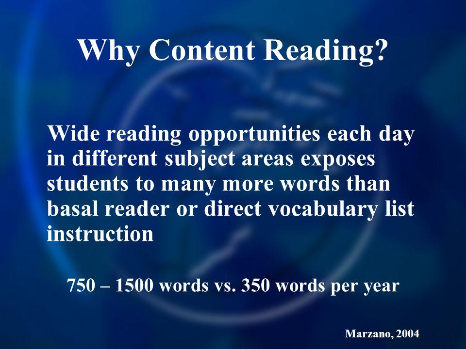 750 – 1500 words vs. 350 words per year