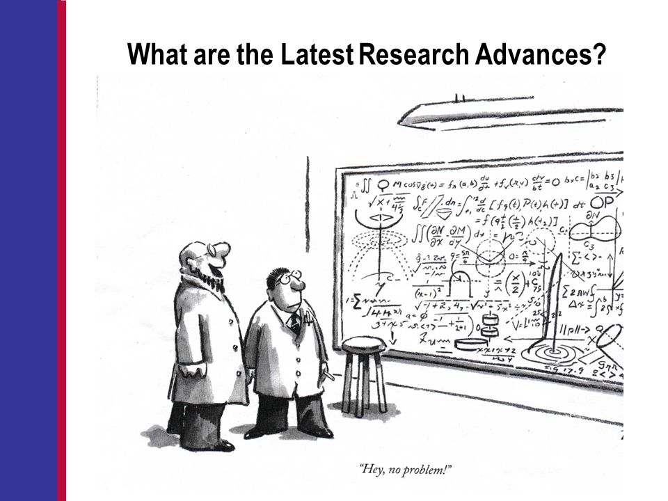 What are the Latest Research Advances