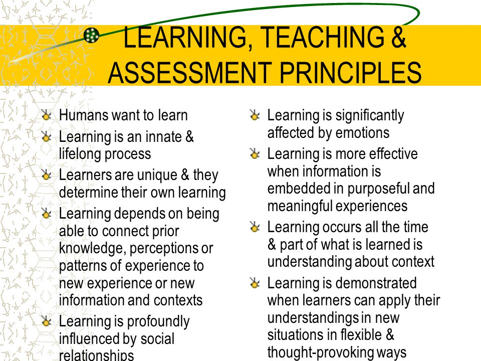the principles of assessment in lifelong learning education essay Principles and practice of assessment in the lifelong learning sector the principles of assessment in lifelong learning education essay print reference this gravells .