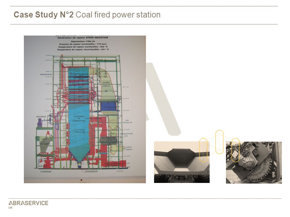 Case Study N°2 Coal fired power station