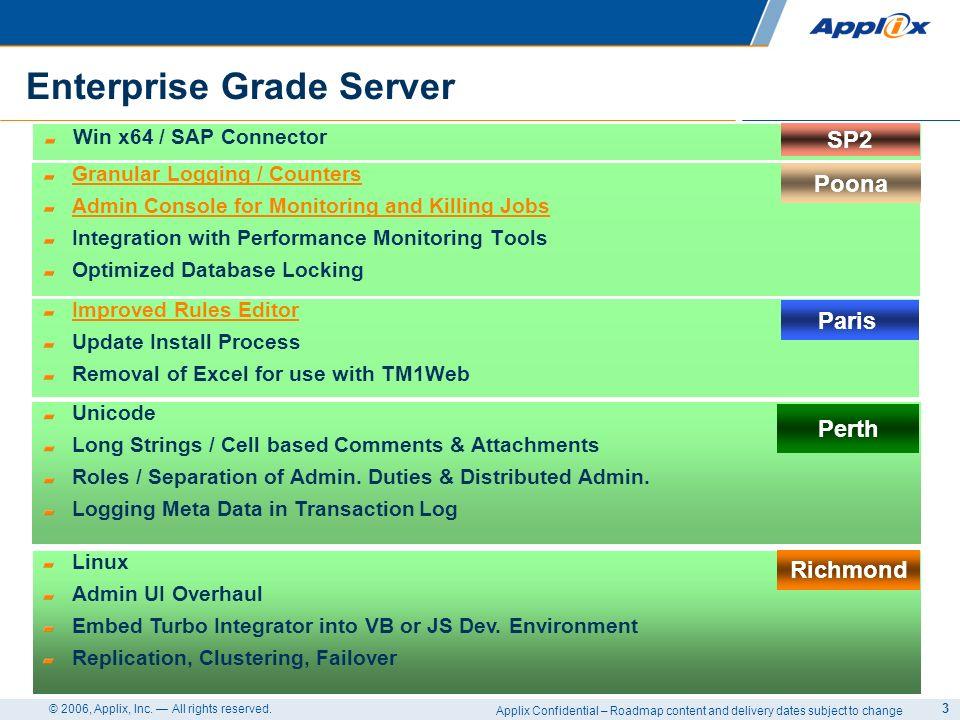 Enterprise Grade Server