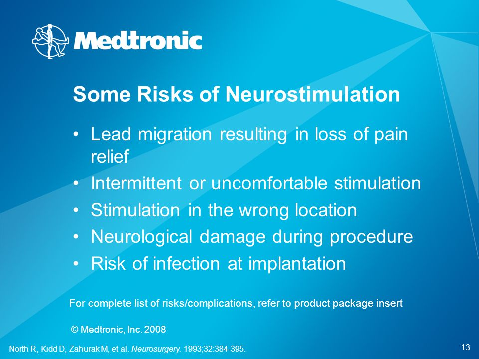 Some Risks of Neurostimulation