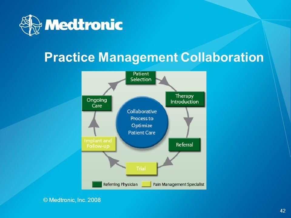 Practice Management Collaboration