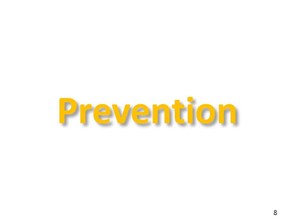 Prevention 8